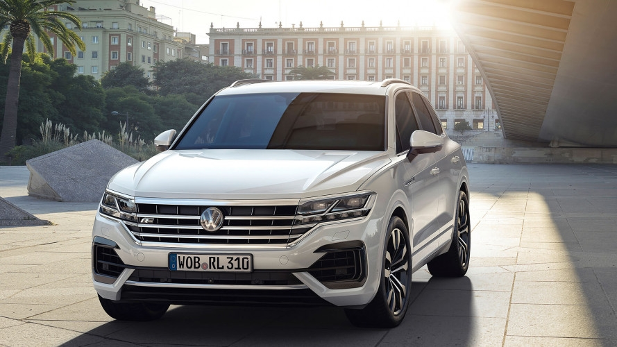 everything you need to know about the new vw touareg Volkswagen New Touareg