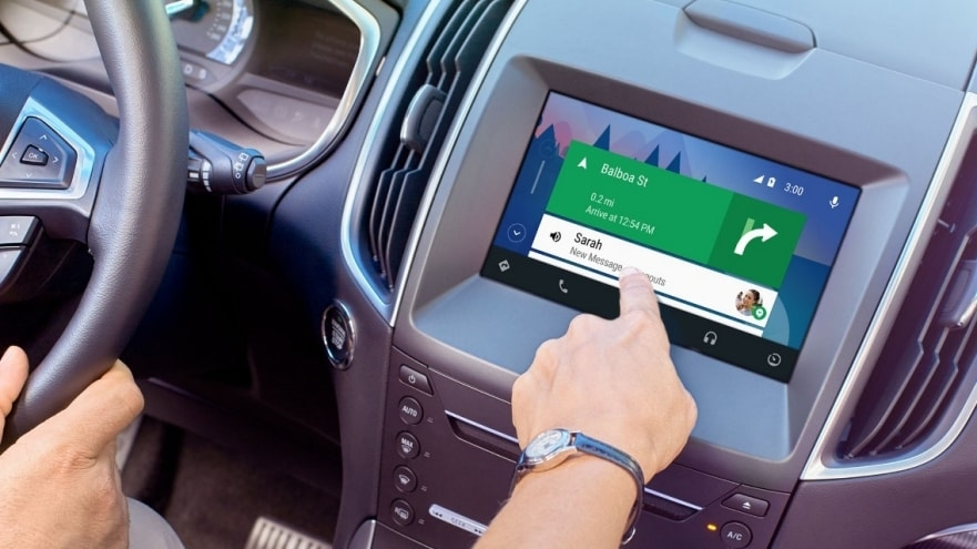 ford sync 3 update brings android auto and apple carplay Ford Sync 3 Latest Version