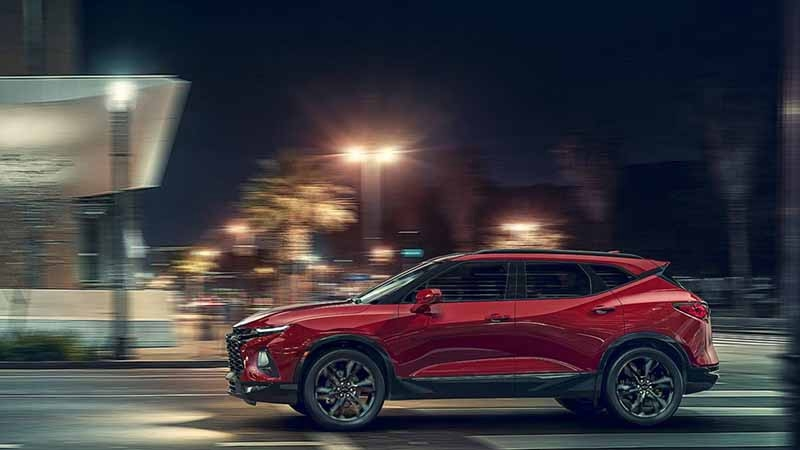 gm launches ss version of the 2020 chevy blazer best cars Chevrolet Blazer Ss With 500hp