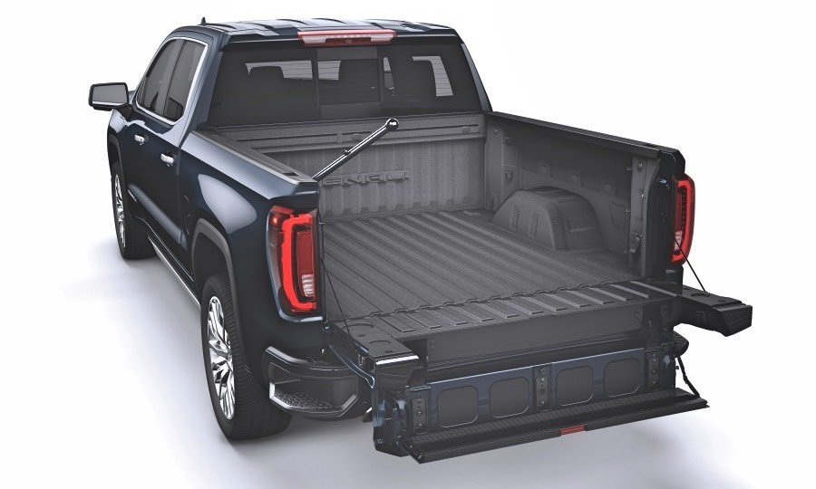gmcs multipro tailgate or swiss army knife Gmc Multipro Tailgate Cost