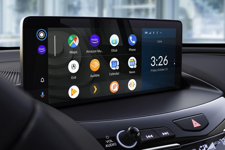 good news acura rdx owners you get android auto now roadshow Acura Android Auto Rdx