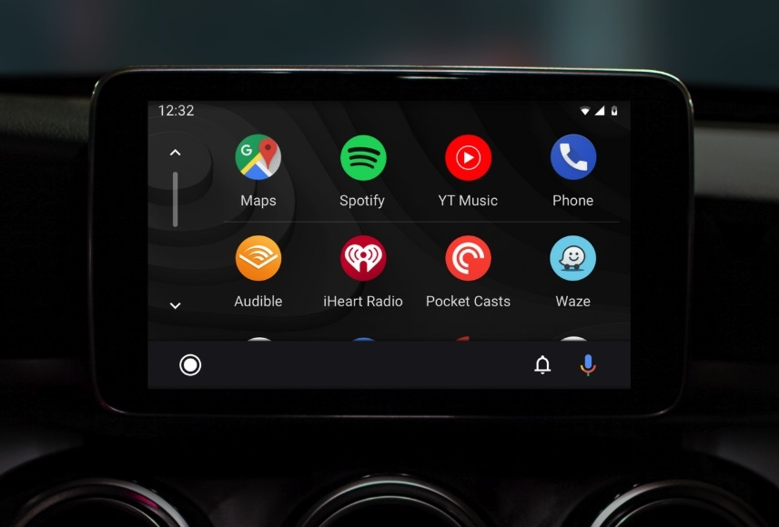 google redesigns android auto with cleaner look Acura Android Auto Rdx