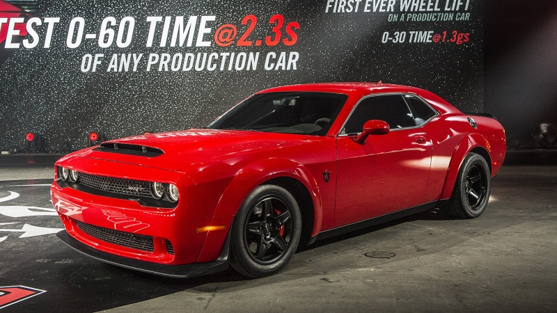 inner demon revealed 840 hp and other jaw dropping details Dodge Demon Horsepower