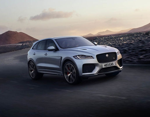 jaguar f pace svr 2018 revealed price specs power Jaguar F Pace Svr Release Date