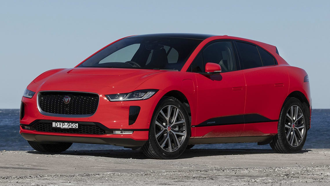jaguar i pace first edition 2019 review snapshot carsguide Jaguar IPace First Edition
