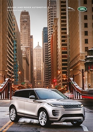 jaguar land rover annual report 201819 Jaguar Land Rover Annual Report