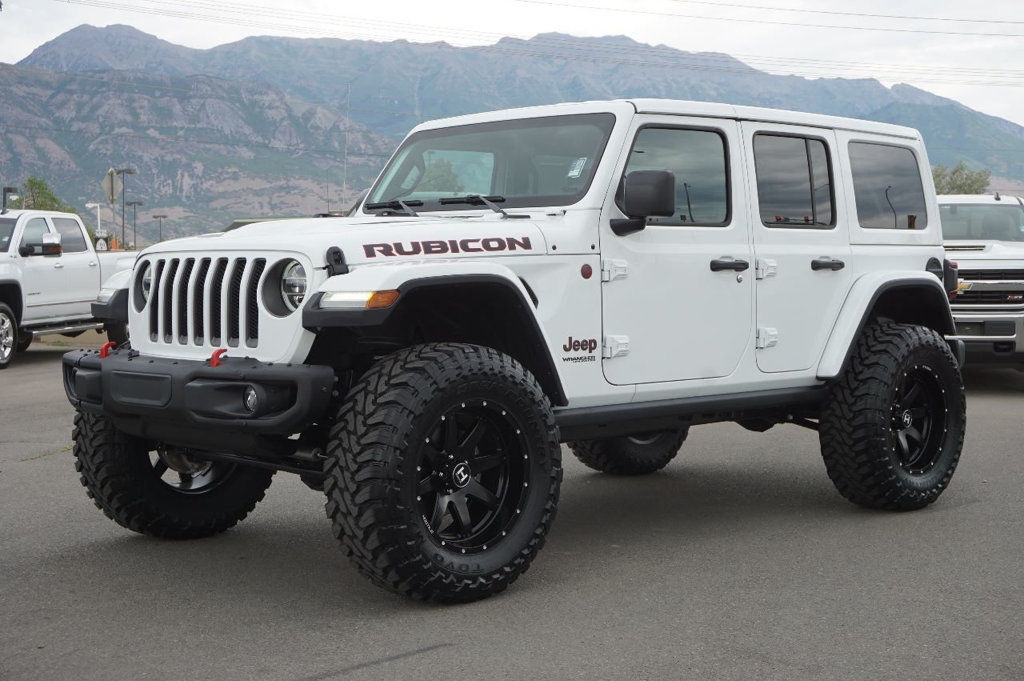 jeep wrangler unlimited rubicon lifted new jeep rubicon Jeep Rubicon Unlimited