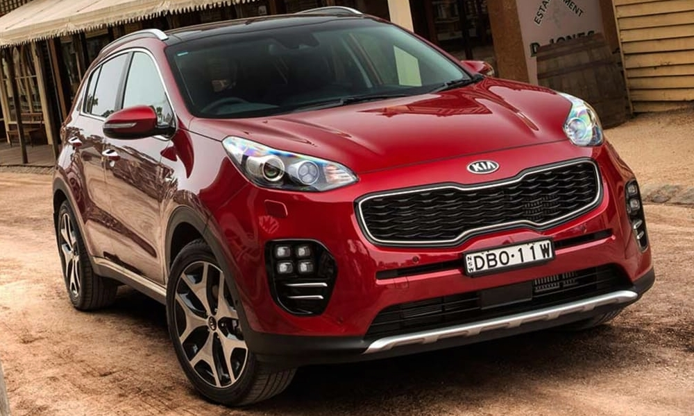 kia sportage 2018 rumored to launch in pakistan next month Kia Upcoming Cars In Pakistan