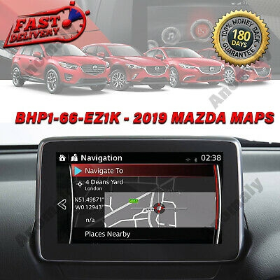 latest 201920182017 mazda navigation sd card gps maps mazda 3 mazda 6 cx 5 cx3 ebay Mazda Gps Navigation Sd Card