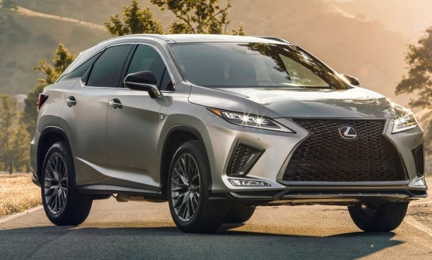lexus rx 450h facelift 2020 come with big and better changes Lexus Rx 450h Facelift