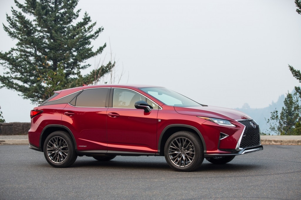 lexus rx with third row seats confirmed Lexus With 3rd Row Seating