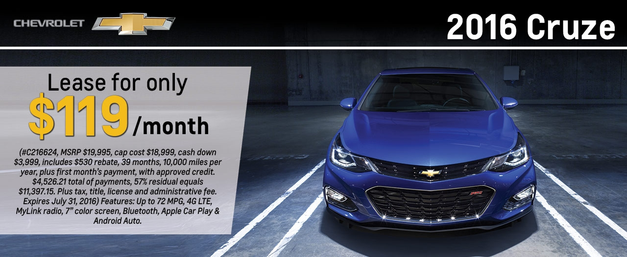 looking for chevy incentives in wichita consider davis Chevrolet July Incentives