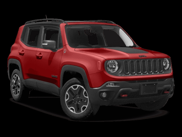 new 2018 jeep renegade trailhawk 4x4 with navigation 4wd Jeep Renegade Trailhawk