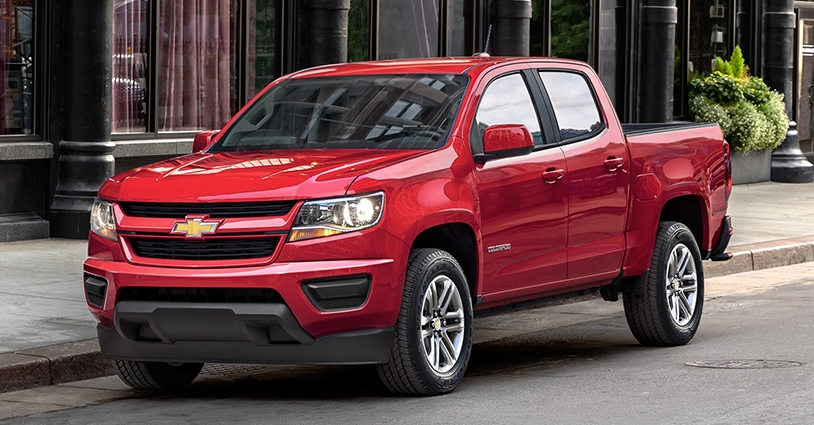 new 2019 chevrolet colorado lt crew cab 4x4 rst special edition All New Chevrolet Colorado