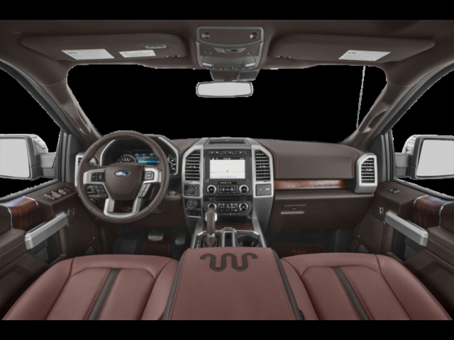 new 2019 ford f 150 king ranch with navigation 4wd Ford King Ranch Interior