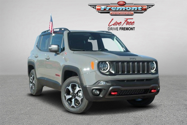 new 2019 jeep renegade trailhawk with navigation 4wd Jeep Renegade Trailhawk