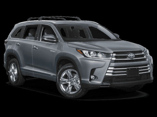 new 2020 toyota highlander hybrid limited platinum with navigation awd Toyota Highlander Hybrid