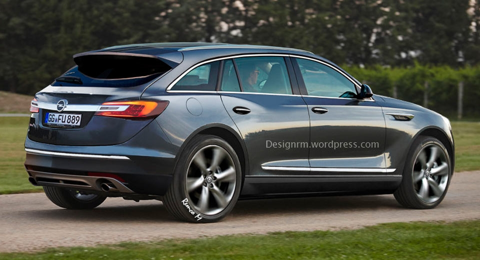 new opel flagship suv coming 2020 will be made in Opel Grandland X Facelift