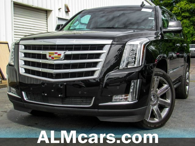 pre owned 2017 cadillac escalade premium luxury with navigation 4wd Cadillac Escalade Premium Luxury