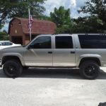 purchase used 1999 chevrolet k1500 suburban lifted lt Chevrolet K1500 Suburban Lt