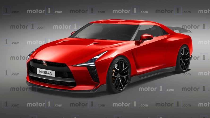 r36 nissan gt r probably wont be a hybrid Nissan Gtr R36 Concept