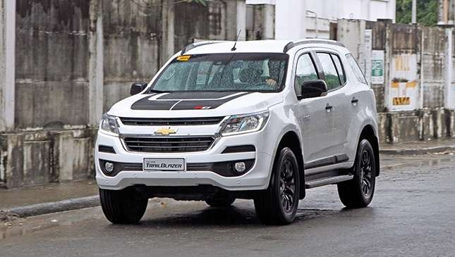 review chevrolet trailblazer 28 4x4 z71 Chevrolet Blazer Philippines