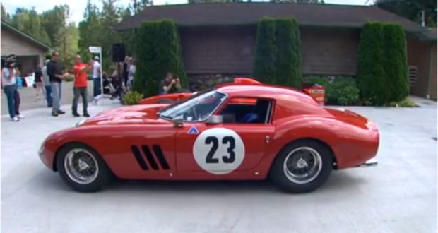 seattle is booming and so is the ferrari club geekwire Ferrari Concours D'Elegance Seattle