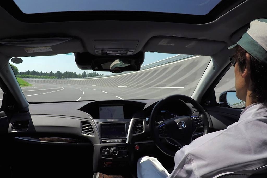 self driving cars honda remains on track for level 3 Honda Self Driving Car
