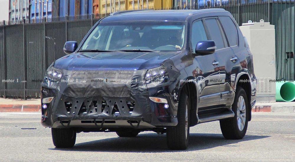spy shots the updated 2020 lexus gx 460 lexus enthusiast Lexus Gx 460 Spy Photos
