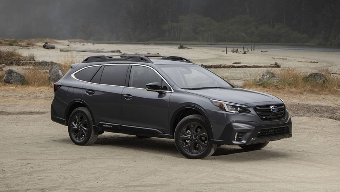 subaru outback 2021 details emerge new off road wagon Next Generation Subaru Outback