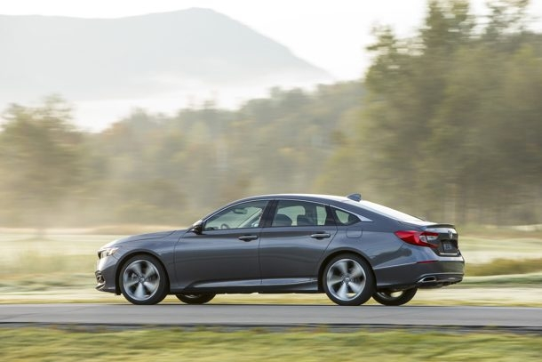 the 2018 honda accord 20t is in fact quicker than a 2017 Honda Accord Zero To 60