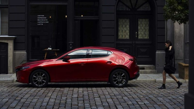 the 2019 mazda 3 doesnt let the enthusiasts down Mazda 3 Hatchback Jalopnik