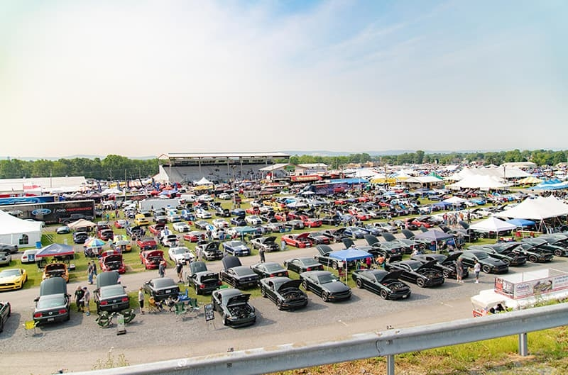 the inside scoop on why carlisle ford nationals 2019 set records Ford Nationals Carlisle