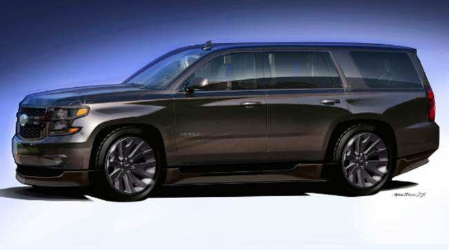 the new 2021 chevrolet tahoe is launching and heres Chevrolet Tahoe Redesign