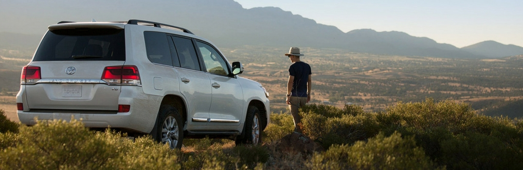 towing capacity of the 2018 toyota land cruiser Toyota Land Cruiser Towing Capacity