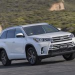 toyota kluger grande 2018 review snapshot carsguide Toyota Kluger Grande Review