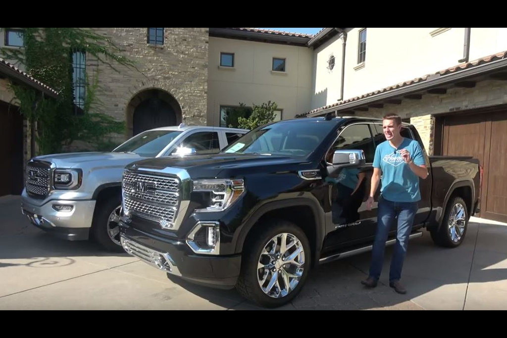 video heres everything thats different with the new Gmc Sierra Denali Ultimate Package