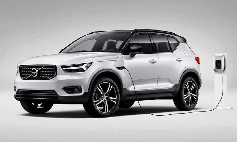 volvo xc40 full electric variant to debut this year Volvo Full Electric Car