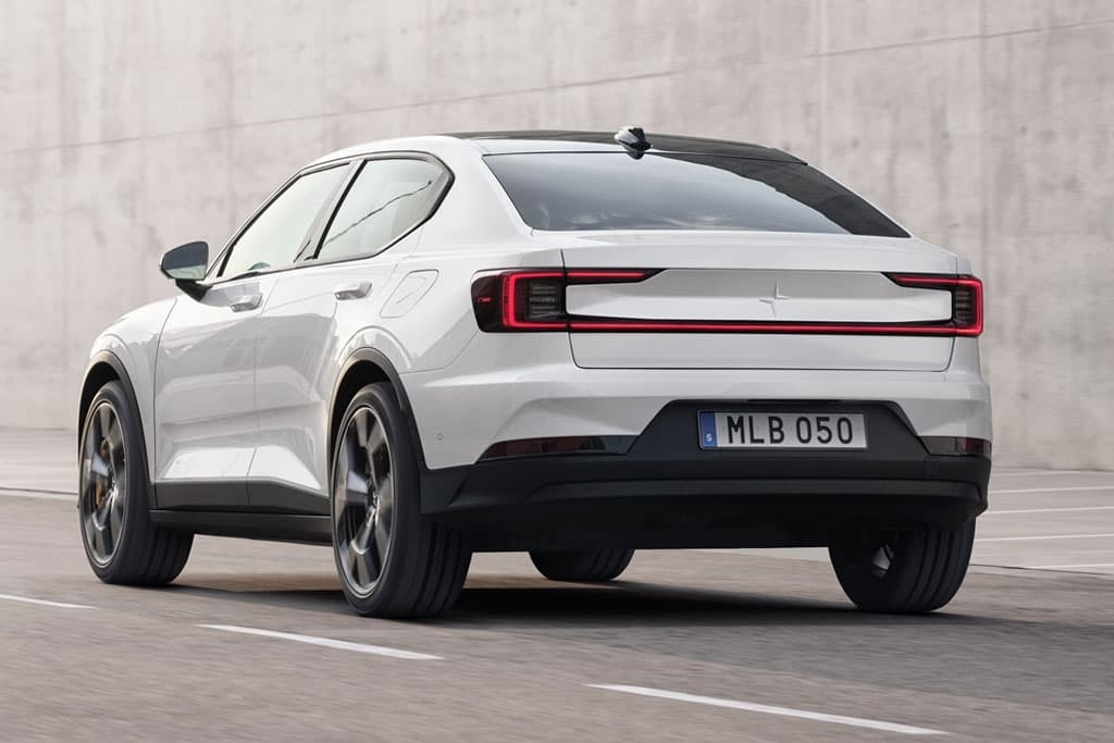volvos all electric polestar will arrive in australia in Volvo Full Electric Car