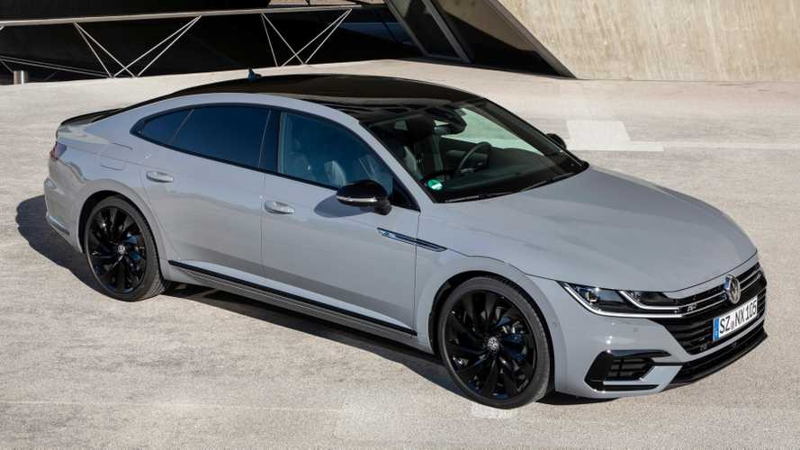 vw arteon r line edition launched in europe as flagship version Volkswagen Launches In