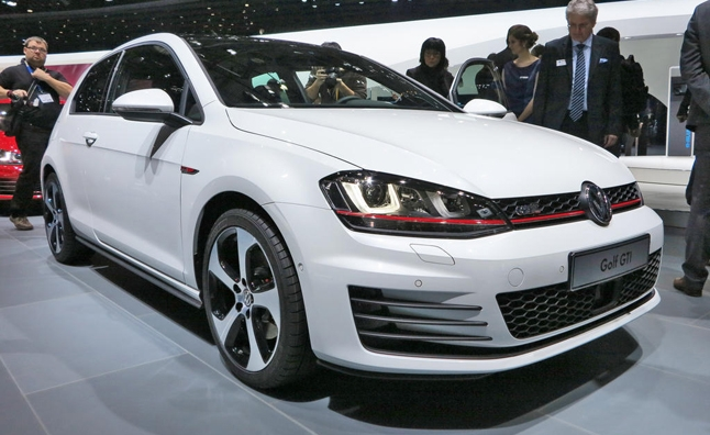 vw golf plug in hybrid tipped to be named gte autoguide Volkswagen Golf Hybrid