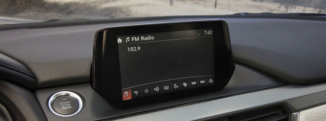 what to do if your mazda infotainment system has frozen Mazda Touch Screen While Driving