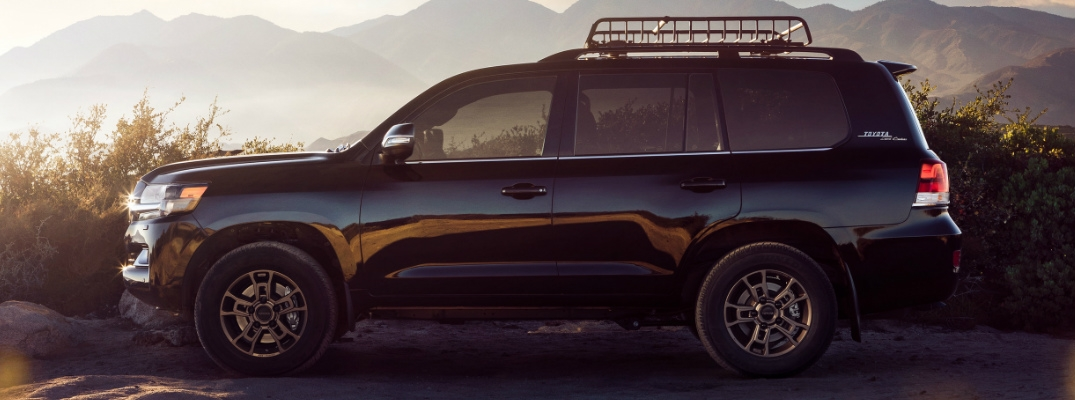 whats the towing capacity of the 2020 toyota land cruiser Toyota Land Cruiser Towing Capacity