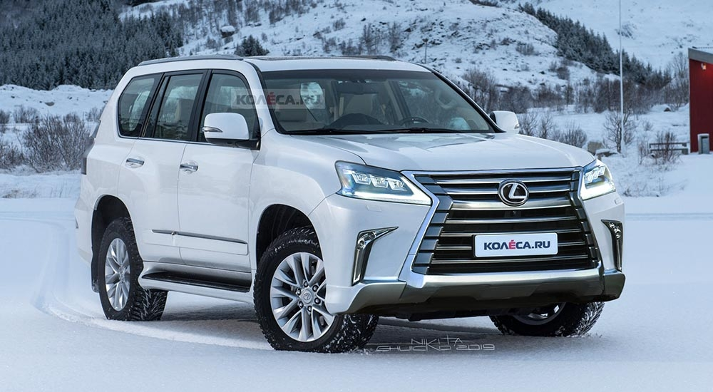 will the updated 2020 lexus gx 460 look like this lexus Lexus Gx 460 Spy Photos