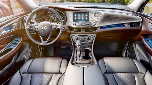 2017 buick envision review good suv strong competition Buick Envision Reviews