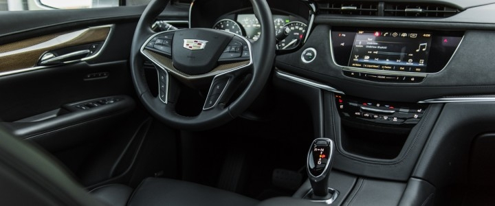 2018 cadillac xt5 interior colors gm authority Cadillac Interior Colors