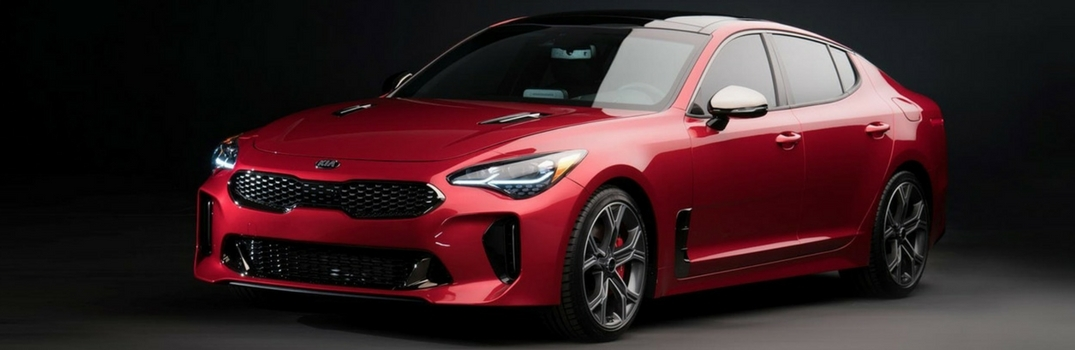 2018 kia stinger engine and performance specs Kia Stinger Lease Questions