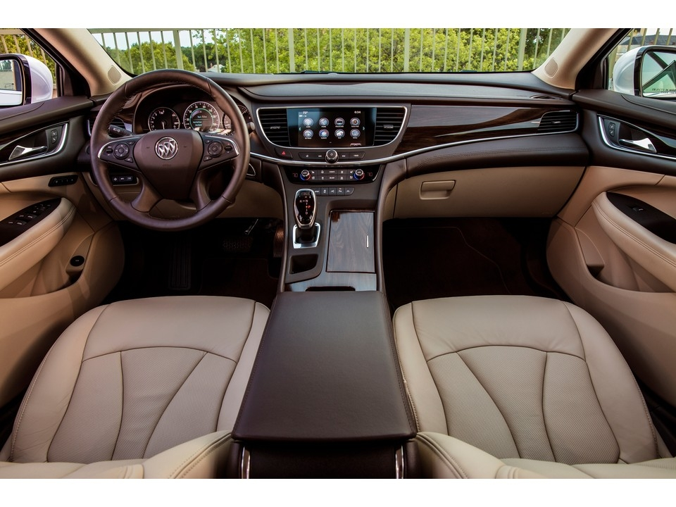 2019 buick lacrosse 95 interior photos us news world Buick Lacrosse Interior
