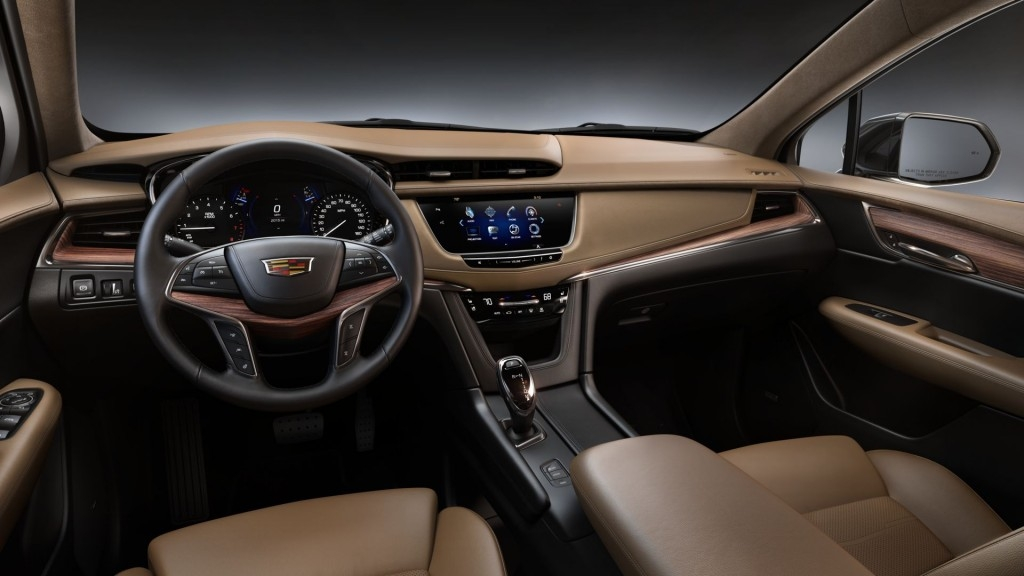 2019 cadillac xt5 interior colors gm authority Cadillac Interior Colors
