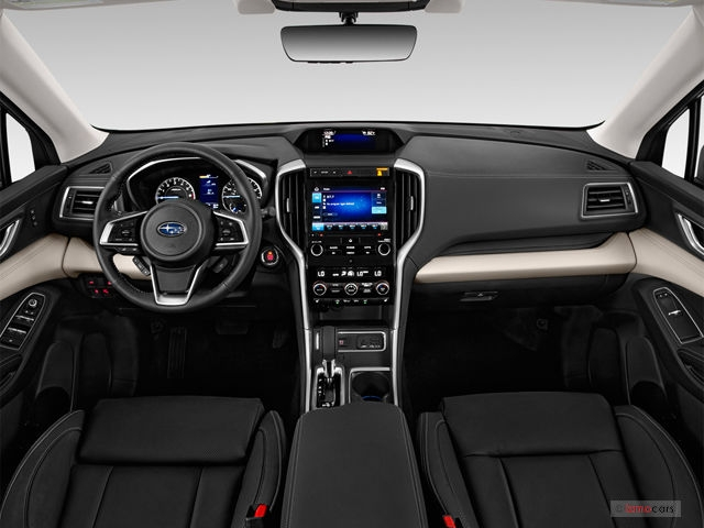 2019 subaru ascent 136 interior photos us news world Subaru Ascent Interior